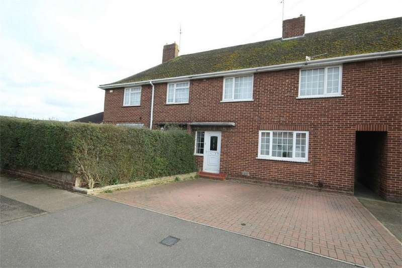 3 Bedrooms Terraced House for sale in Queensland Crescent, CHELMSFORD, Essex