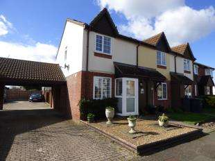 2 Bedrooms End Of Terrace House for sale in Marlowe Road, Larkfield, Aylesford