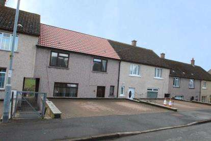 3 Bedrooms Terraced House for sale in Viewbank, Leslie