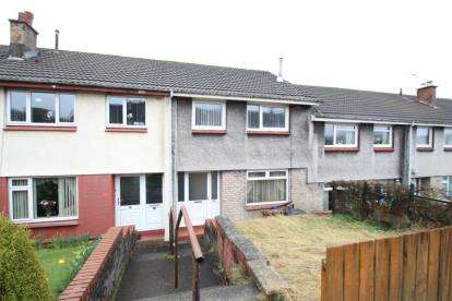 3 Bedrooms Terraced House for sale in Lewis Road, Greenock