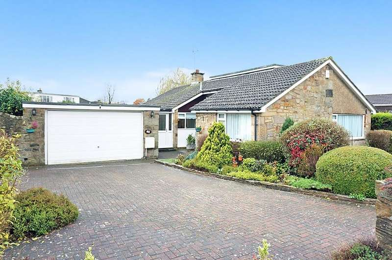 4 Bedrooms Detached Bungalow for sale in Congreve Way, Bardsey, Leeds