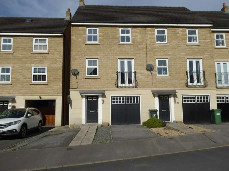 3 Bedrooms Town House for sale in Jilling Ing Park, Dewsbury