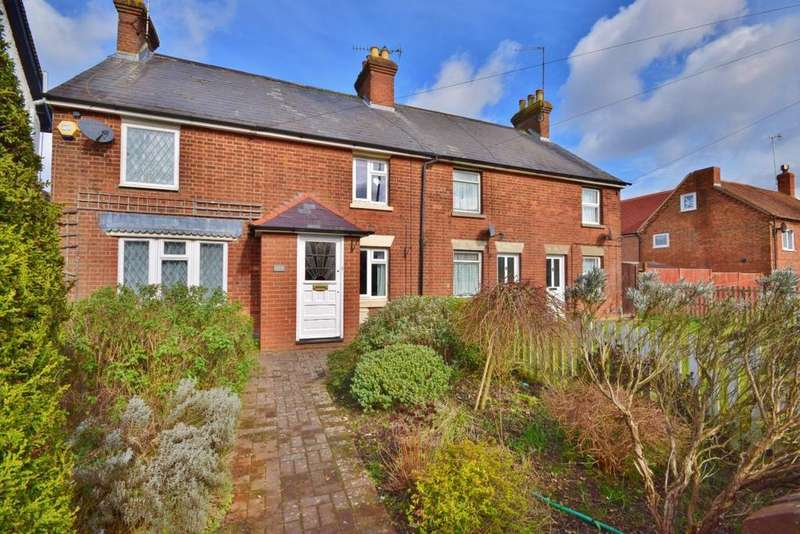 2 Bedrooms Terraced House for sale in Worting Road, Basingstoke, RG22