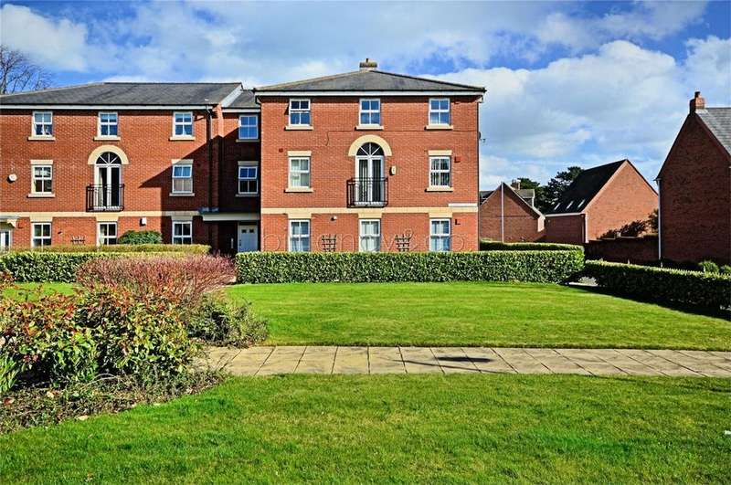 2 Bedrooms Flat for sale in Selwyn Road, Burntwood, Staffordshire