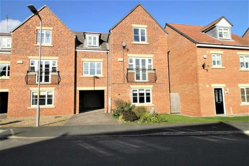 4 Bedrooms Town House for sale in Meridian Way, Stockton-On-Tees