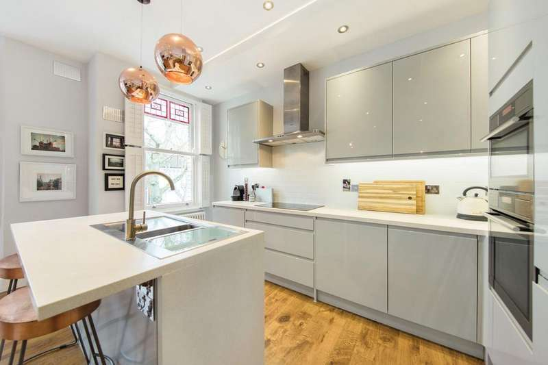 2 Bedrooms Flat for sale in Lewin Road, SW16