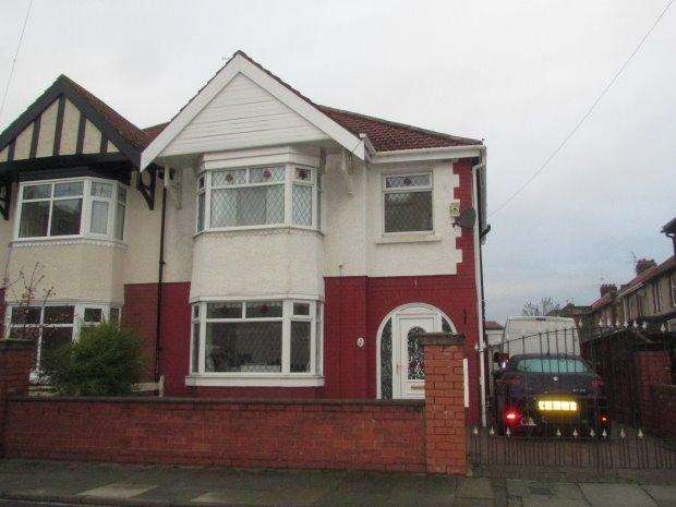 3 Bedrooms Semi Detached House for sale in LINDEN GROVE, PARK ROAD, HARTLEPOOL