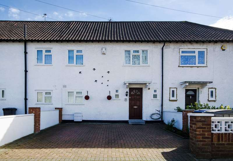 3 Bedrooms House for sale in Conduit Way, Neasden, NW10