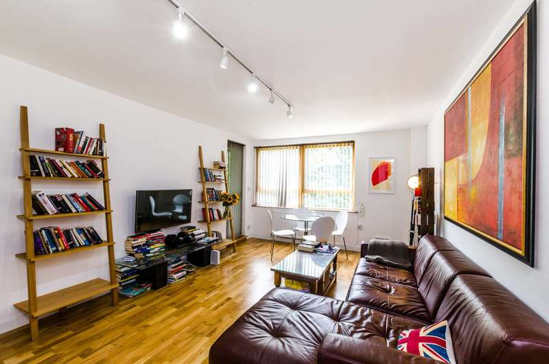 2 Bedrooms Flat for sale in Royal College Street, Camden Town, NW1