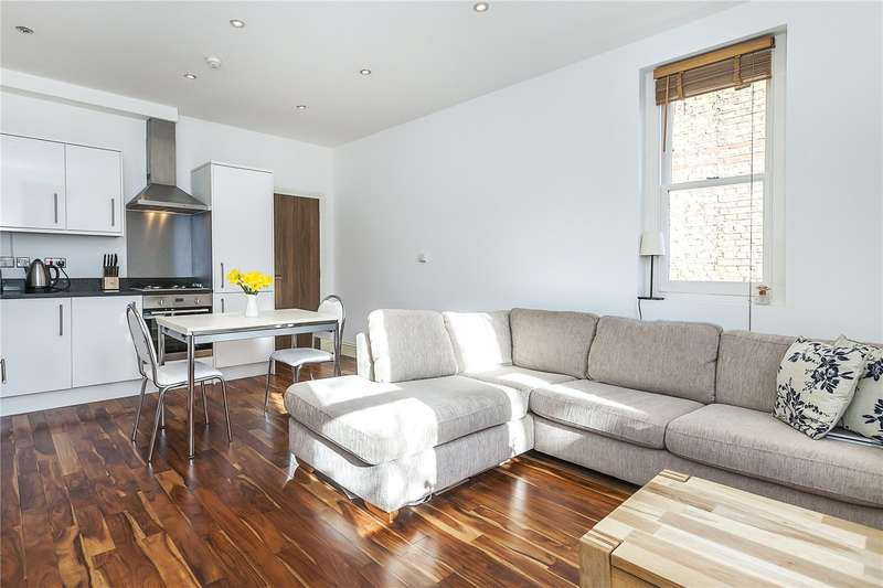 1 Bedroom Flat for sale in Old Vicarage, 97 Greenwich South Street, London, SE10