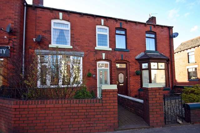 3 Bedrooms Terraced House for sale in Church Street, Westhoughton, BL5