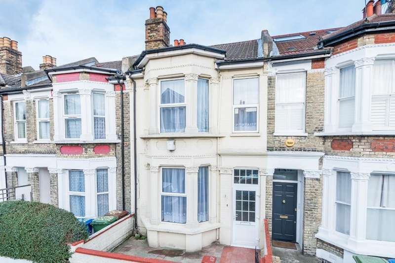 3 Bedrooms Terraced House for sale in Copleston Road London SE15