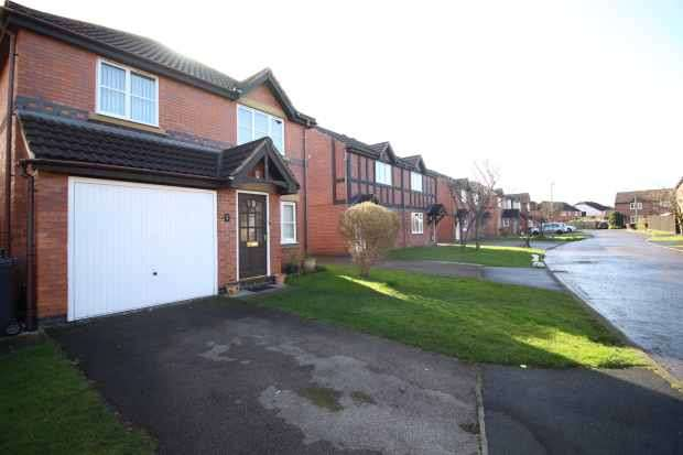 4 Bedrooms Detached House for sale in Bishopdale Close, Morecambe, Lancashire, LA3 3SU