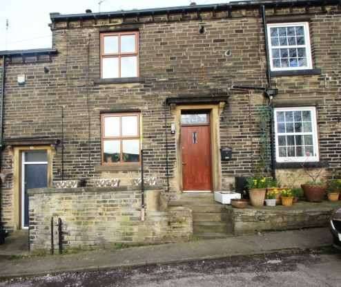 3 Bedrooms Terraced House for sale in Riding Head Lane, Halifax, West Yorkshire, HX2 6PT