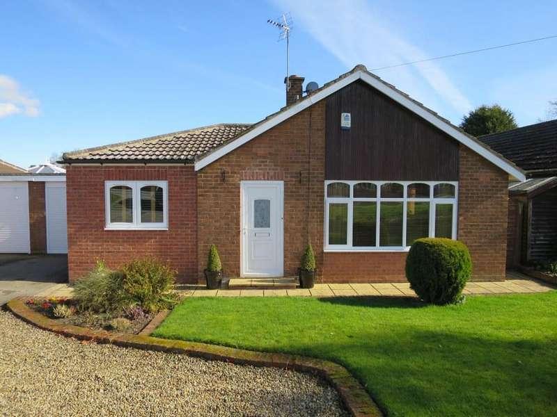 3 Bedrooms Detached Bungalow for sale in 83 Welham Road, Norton YO17 9DS