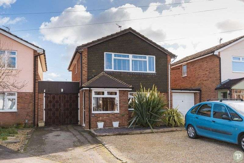 3 Bedrooms Detached House for sale in Beech Road, Wheatley
