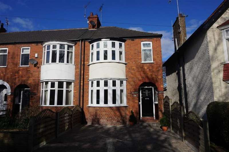 3 Bedrooms End Of Terrace House for sale in Swanland Road, Hessle, Hessle, HU13