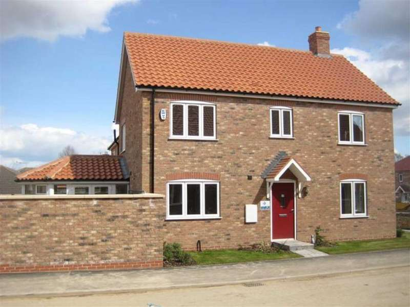 4 Bedrooms Detached House for sale in De Monfort Park, Boston