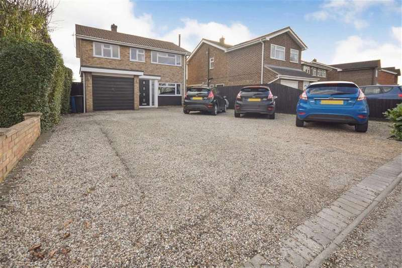 4 Bedrooms Detached House for sale in Scraley Road, Maldon, Essex
