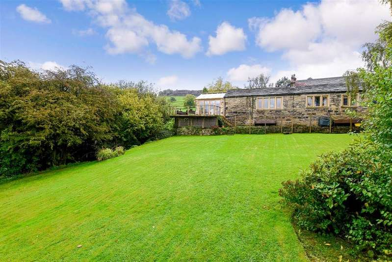3 Bedrooms Detached House for sale in Cop Riding, HALIFAX