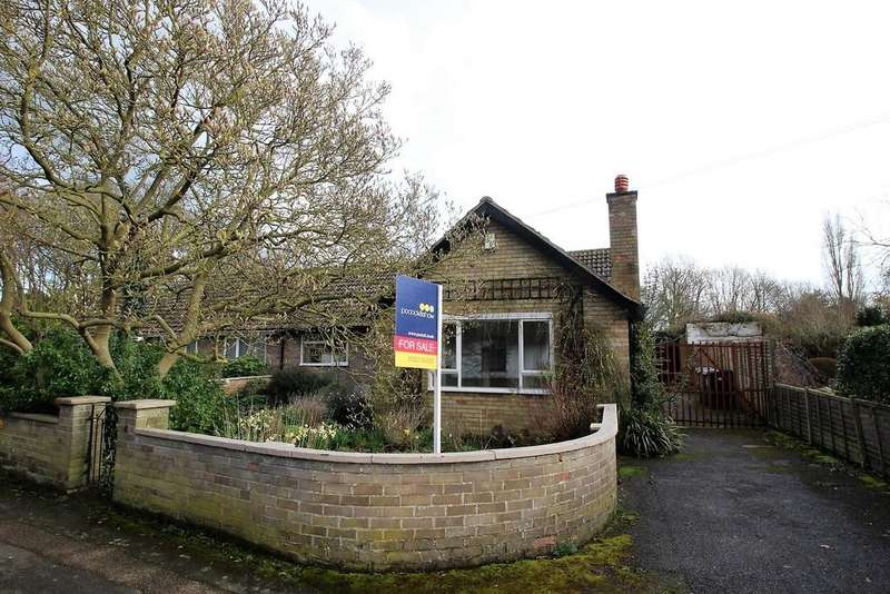 4 Bedrooms Semi Detached Bungalow for sale in Church Lane, Milton
