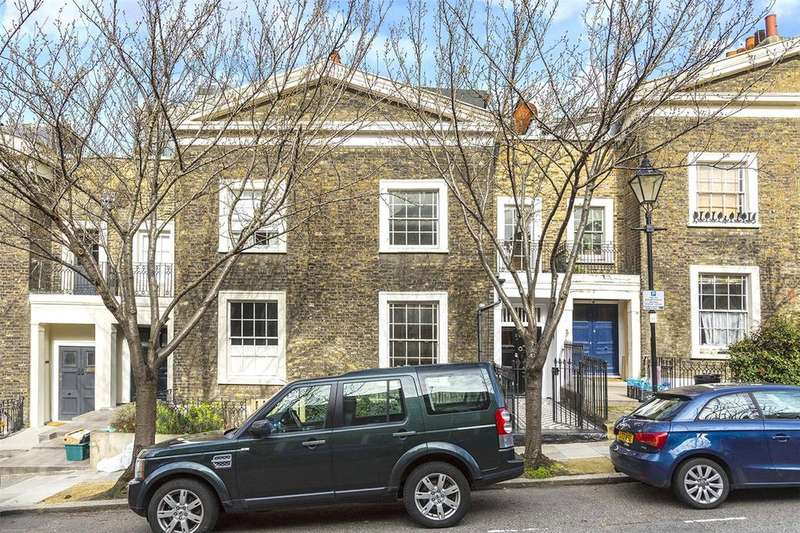 4 Bedrooms Maisonette Flat for sale in Wharton Street, London, WC1X