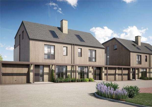 4 Bedrooms Semi Detached House for sale in Glebe Close, Glebe Road, Cambridge, Cambridgeshire