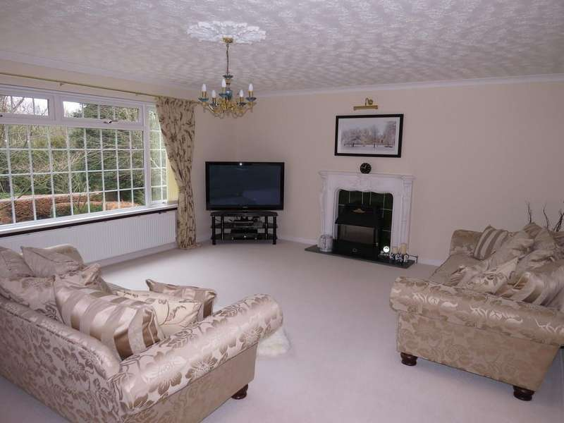 4 Bedrooms Detached Bungalow for sale in Blencathra, Low Moresby, Whitehaven, Cumbria