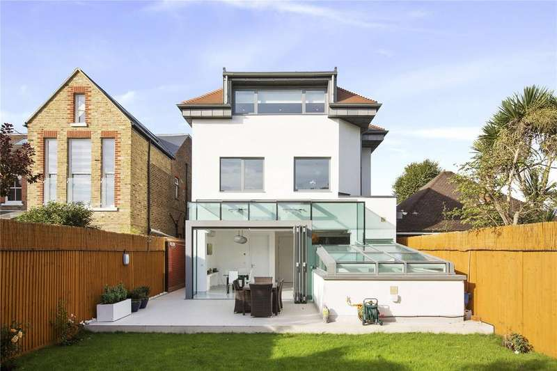 6 Bedrooms Detached House for sale in Langham Road, Teddington, TW11