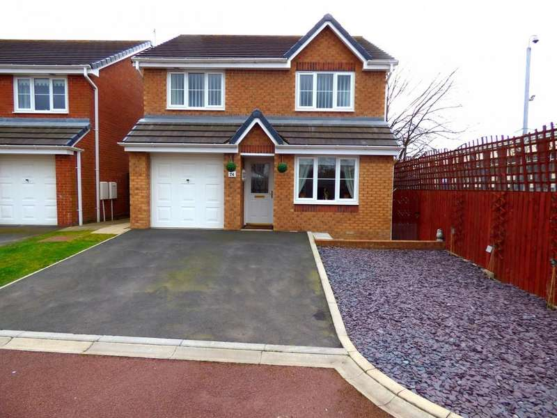 4 Bedrooms Detached House for sale in Forest Park, Stillington, Stockton-On-Tees, TS21