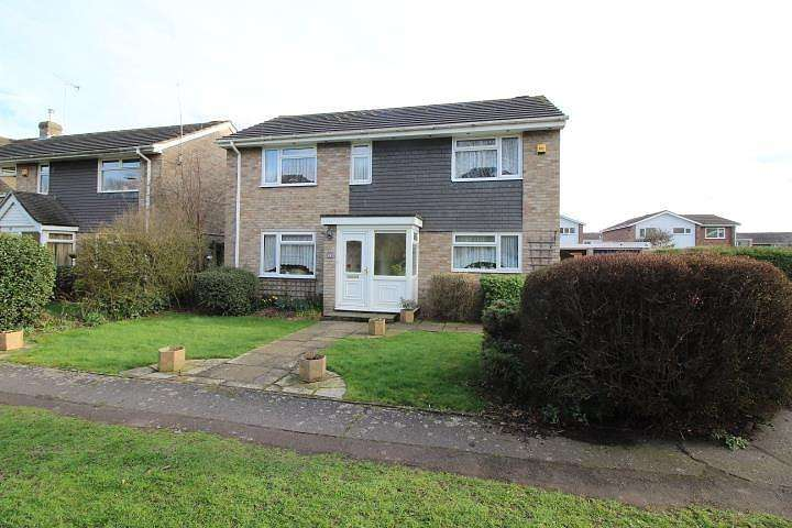 4 Bedrooms Detached House for sale in Carlisle Close, Colchester, Essex, CO1