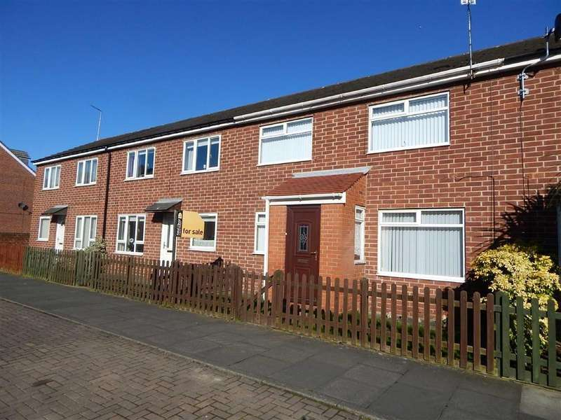 2 Bedrooms Terraced House for sale in Charlotte Street, Wallsend, Tyne And Wear, NE28