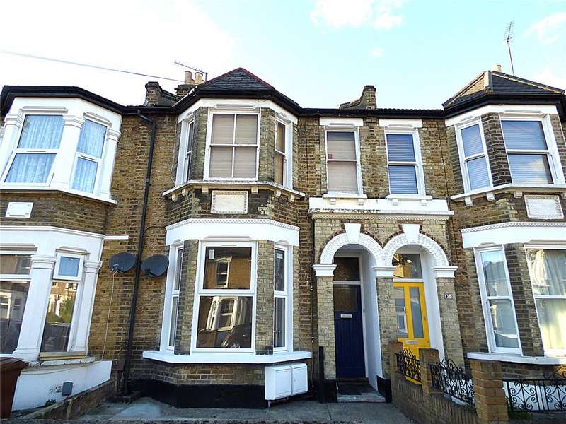2 Bedrooms Apartment Flat for sale in Murchison Road, Leyton, E10