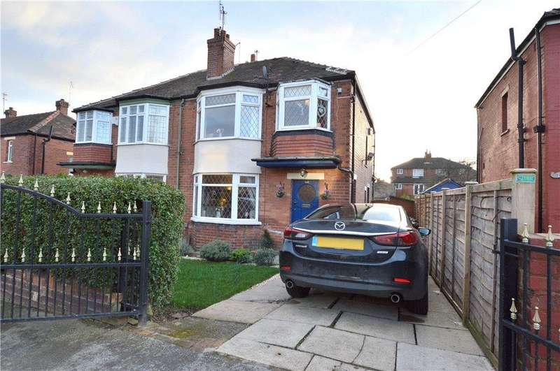 3 Bedrooms Semi Detached House for sale in Lawrence Road, Leeds