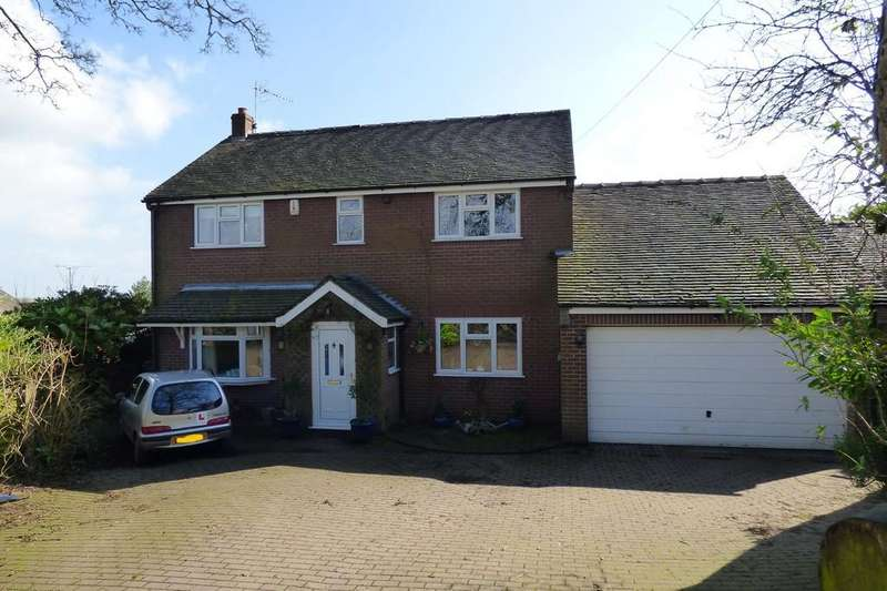 5 Bedrooms Detached House for sale in Saltersford Lane, Alton, Stoke on Trent, Staffordshire, ST10 4AU