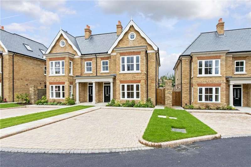 5 Bedrooms Residential Development Commercial for sale in The Cedars, Station Road, Tring, Hertfordshire, HP23