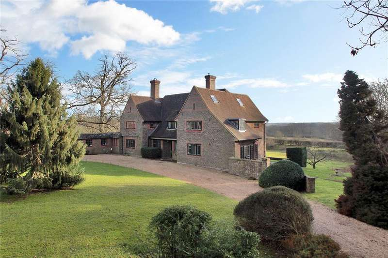 5 Bedrooms Unique Property for sale in Cornwell's Bank, North Chailey, Lewes, East Sussex, BN8