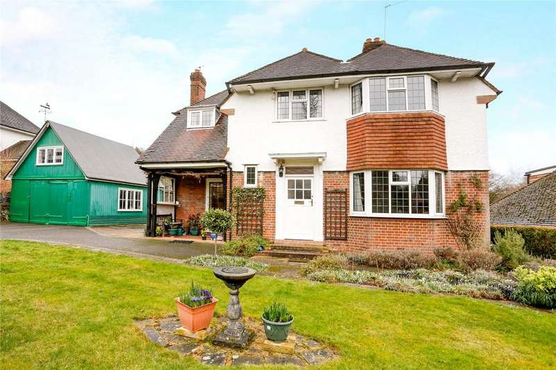 4 Bedrooms Detached House for sale in Chiltern Road, Amersham, Buckinghamshire, HP6
