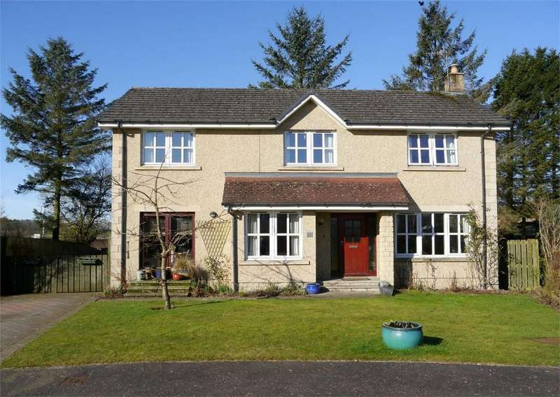 5 Bedrooms Detached House for sale in 31 Croft Wynd, Milnathort, Kinross-shire