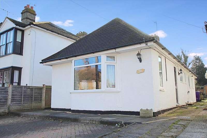 3 Bedrooms Detached Bungalow for sale in Salisbury Road, BALDOCK, SG7