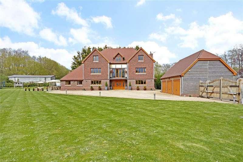 8 Bedrooms Detached House for rent in Edenbridge Road, Hartfield, East Sussex, TN7