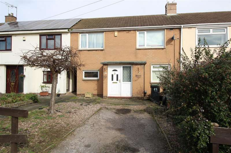 3 Bedrooms House for sale in Hillfield Road, Stapleford,