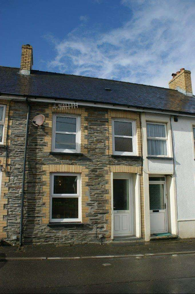 2 Bedrooms Terraced House for sale in Pencader, Llandysul SA39