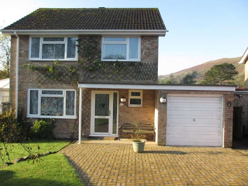 3 Bedrooms Detached House for sale in 66 STRETTON FARM ROAD, CHURCH STRETTON SY6 6DX