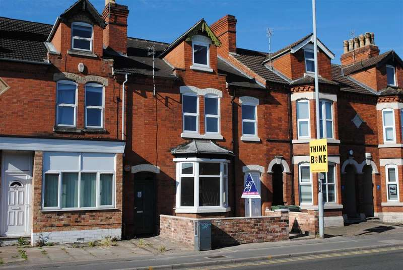 5 Bedrooms Terraced House for sale in Derby Road, Loughborough