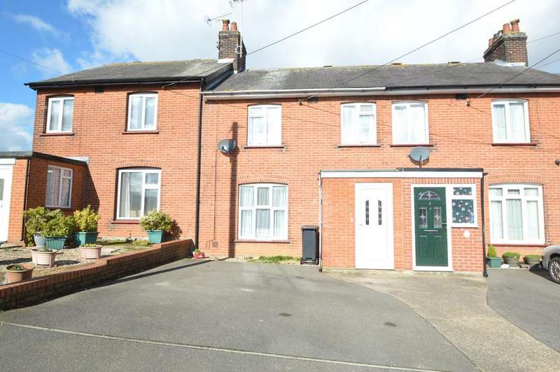 3 Bedrooms Terraced House for sale in Windmill Road, Halstead CO9