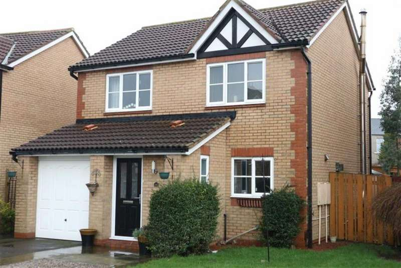 3 Bedrooms Detached House for sale in Heathfield Park, Middleton St George, Darlington