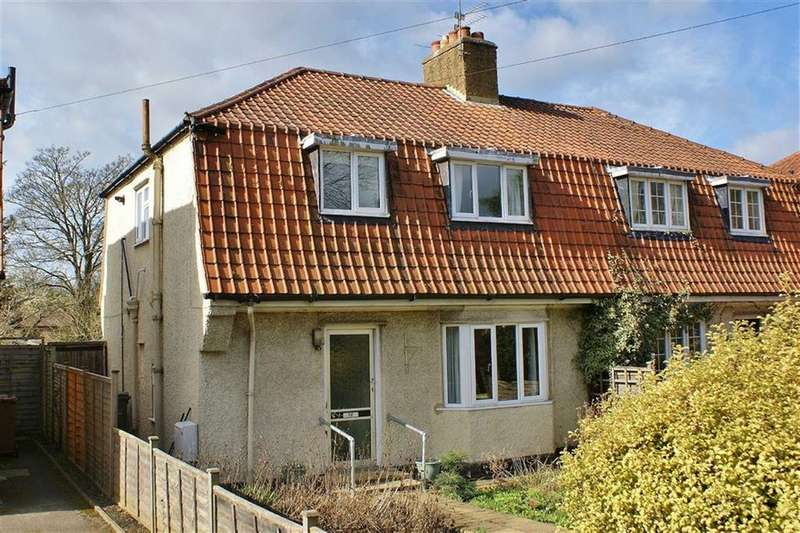 3 Bedrooms Semi Detached House for sale in Old Lane, Cobham, Surrey, KT11