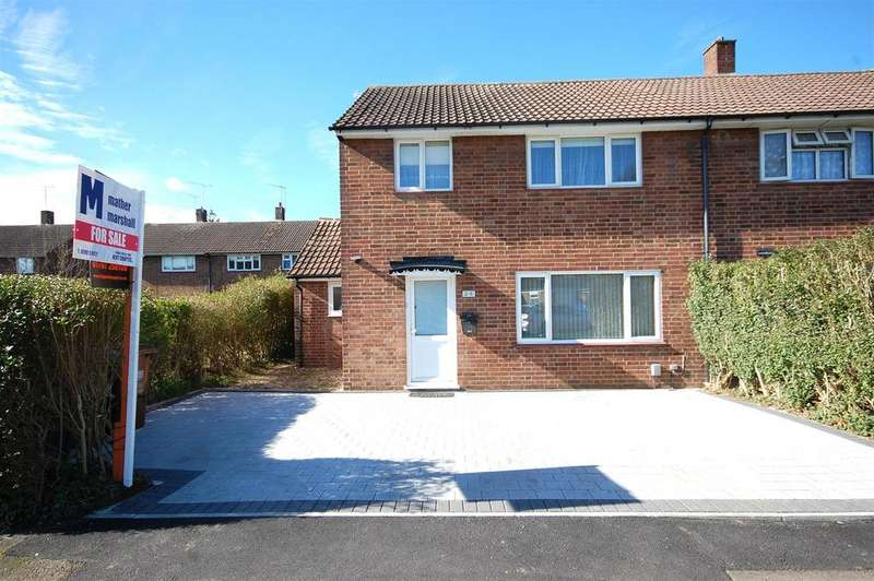 3 Bedrooms End Of Terrace House for sale in Worcester Road, Hatfield