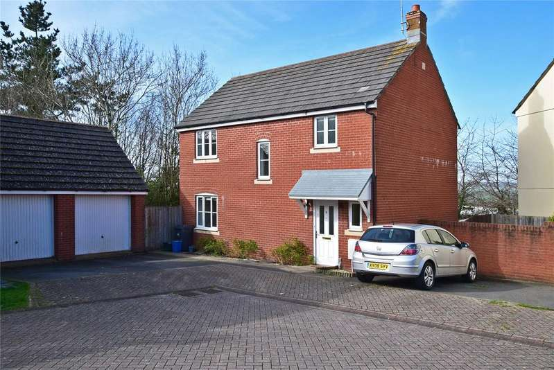 3 Bedrooms Detached House for sale in Ware Court, Honiton, Devon